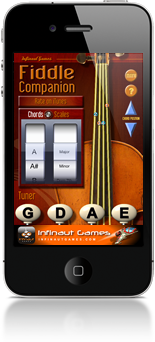 Fiddle Companion For iPhone & iPad