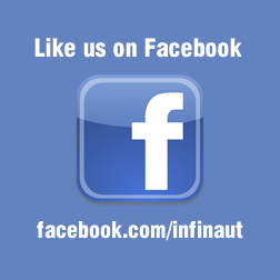 Like Infinaut on Facebook