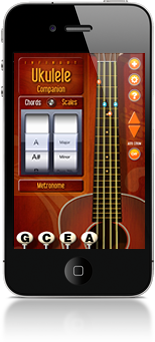 Ukulele Companion for iPhone & iPad