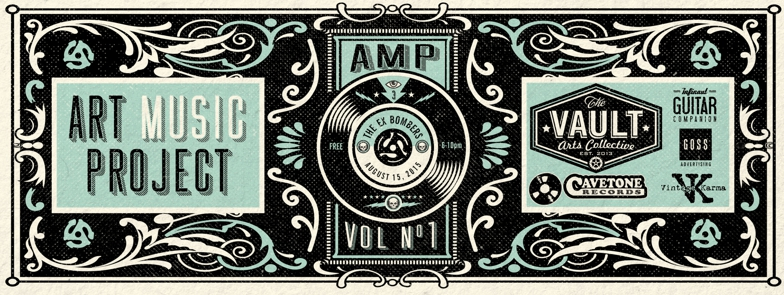 The Vault AMP - Art Music Project